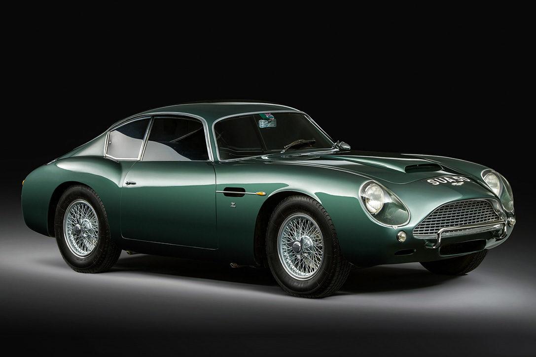 Aston Martin entre los autos más rápidos de la historia.