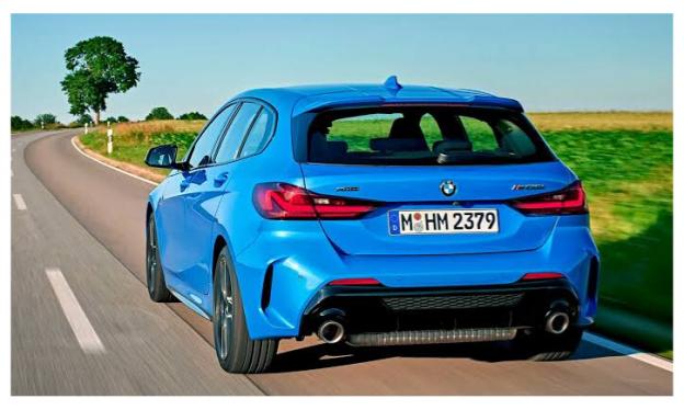 como cotizar un seguro de auto para un BMW