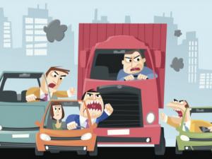 reglas del buen conductor