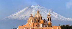 Ciudad de México Puebla.