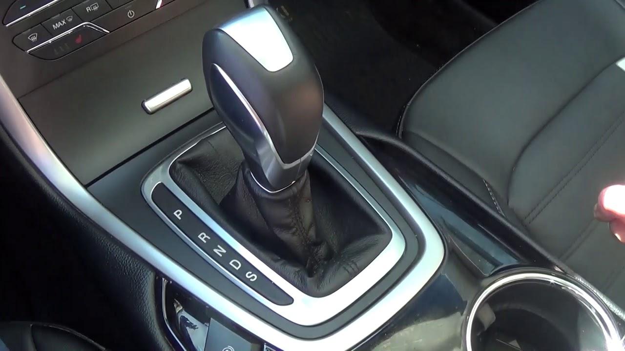 transmisión automática