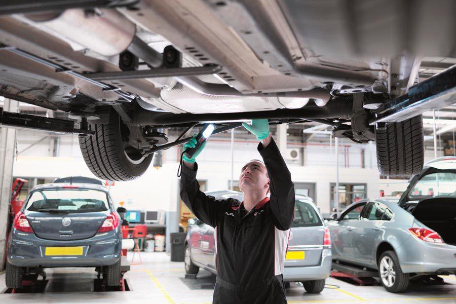 Como llevar el mantenimiento del coche